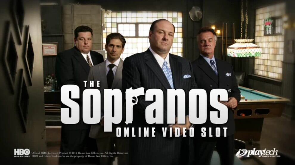 The Sopranos Slot Based On TV Series