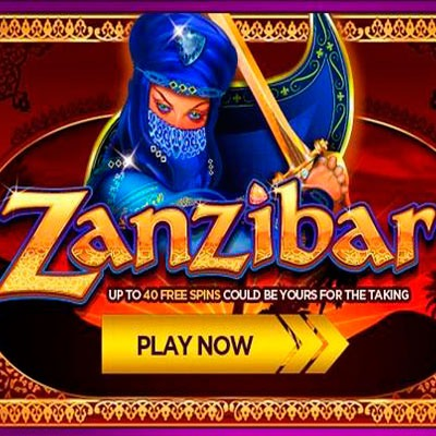 Zanzibar Online Slots from WMS Developers
