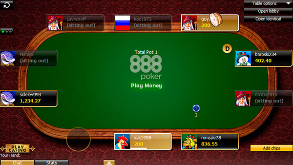 poker games no download