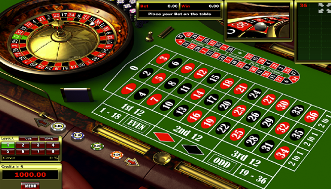 A Glance at Playing Roulette Game at Online Casino Site
