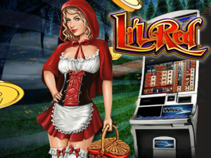 Find out More Details about Lil Red Slot by WMS